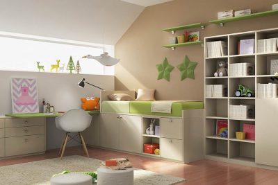 Lively and Energetic Bedroom for 10 Years Old Boy