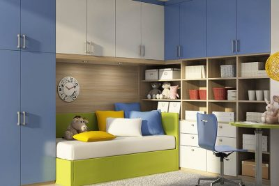 Clean and Romantic Bedroom for 5 Years Old Girl